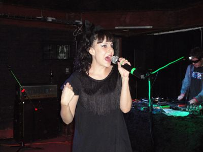 FRESH & TASTY NIGHTS Presentó a María Daniel y su sonido lasser - Reseña