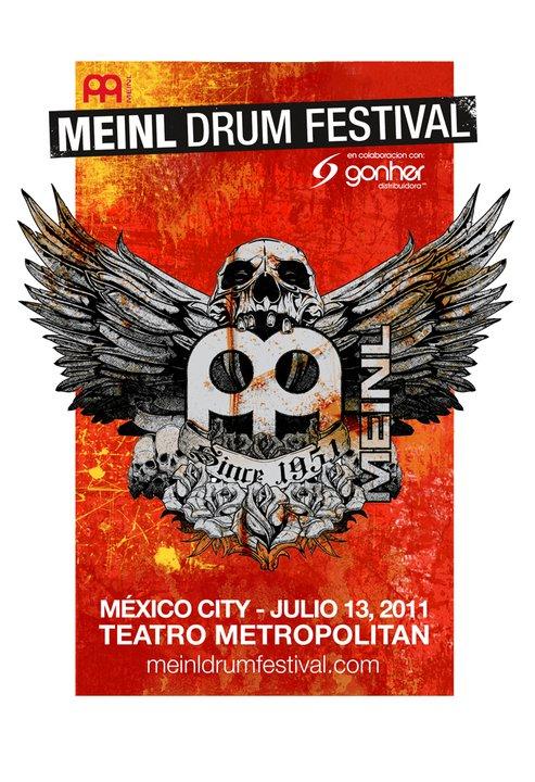 MEINL DRUM FESTIVAL 2011Teatro Metropolitan 13 de Julio