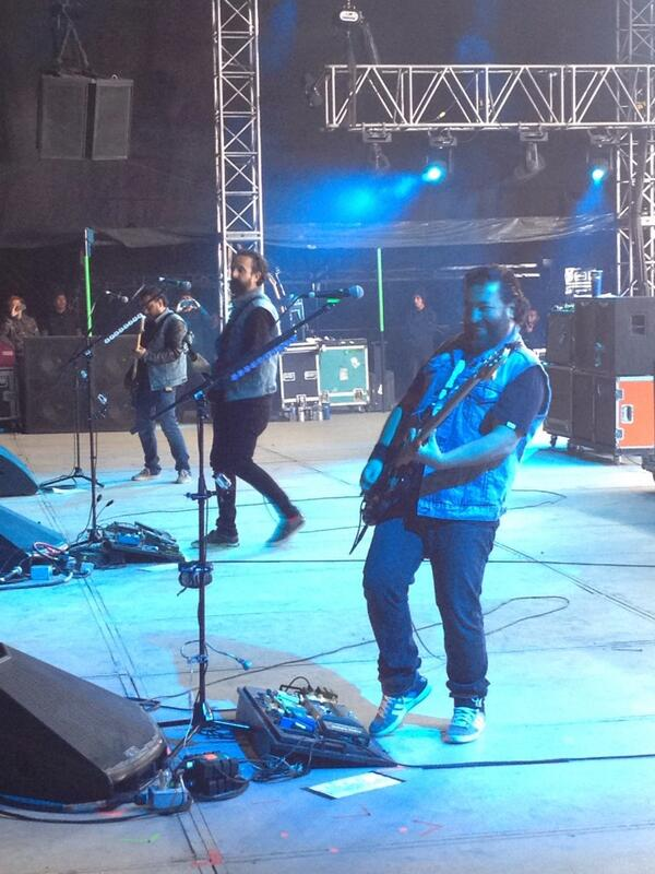 CORONA MUSIC FEST PACHUCAReseña ,
