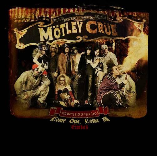 Mötley Crüe Palacio de los Deportes