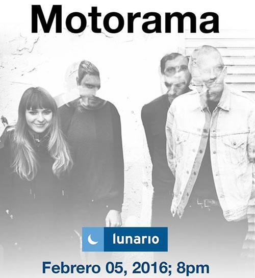 MOTORAMARegresa a México, MOTORAMA Regresa en el 2016 a México, MOTORAMA se presenta en Febrero en el Lunario