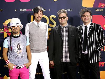 PREMIOS MTV LATINOAMERICA 2008Reseña,