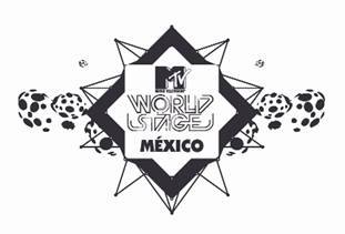 ZOE A PRESENTARSE en el MTV WORLD STAGE MEXICO,