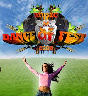 MUSIC DANCE FESTlo mejor del  progressive trance se vivirá en el festival de primavera más importante de Latinoamérica - 15 de Marzo,