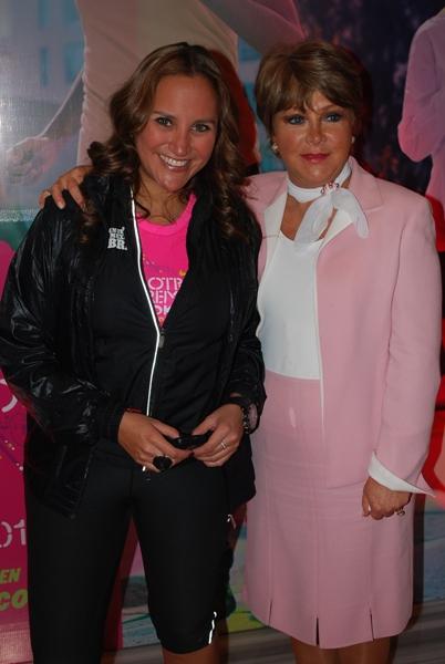 NOSOTRAS CORREMOS 2010Carrera Nike contra el cáncer de mama,