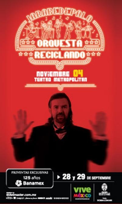 JARABE DE PALOGira por México,