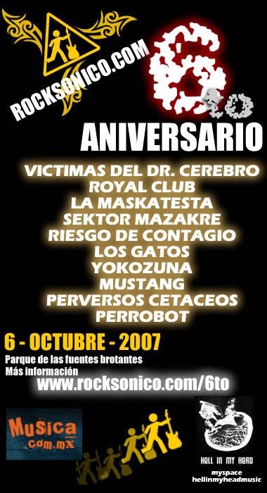 RIESGO DE CONTAGIO Y LOS GATOSEntrevista Exclusiva en Rocksonico  - 18 sept