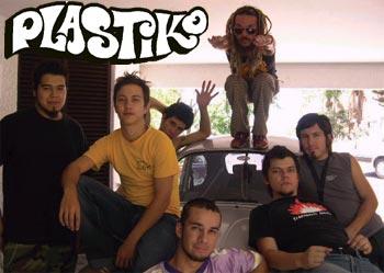 PROMOCION PLASTIKOGana boletos para su presentación en el Hard Rock Live México
