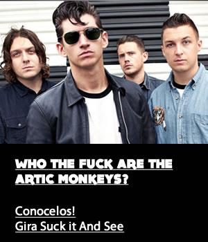 Who The Fuck Are The Arctic Monkeys?Conocelos!,