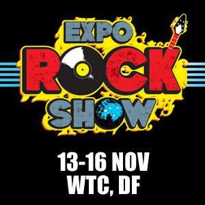 EXPO ROCK SHOW , todo listoTommy Lee y Dave Navarro encabezan el cartel de la primera y única exhibición dedicada al rock