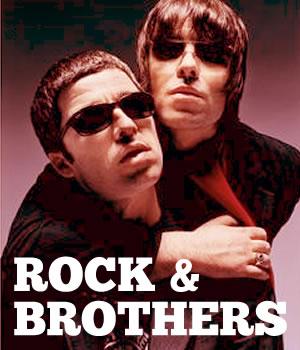 ROCK BROTHERSHermanos Rockstars con gran talento,