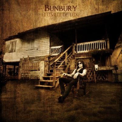 BUNBURYHellville de Luxe,  el álbum Nº1 en la lista de los más vendidos en España,