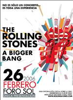 The Rolling Stones Concierto Febrero 2006,