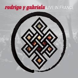 LIVE IN FRANCERodrigo y Gabriela, ya a la venta,