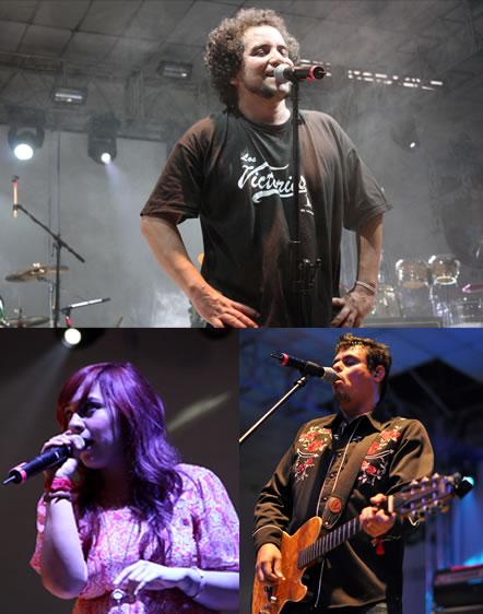FESTIVAL ROCK NORTE 2011Centro Cívico Ecatepec - Reseña