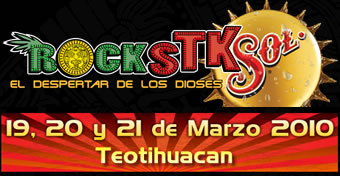 ROCKSTK19,20 Y 21 DE MARZO