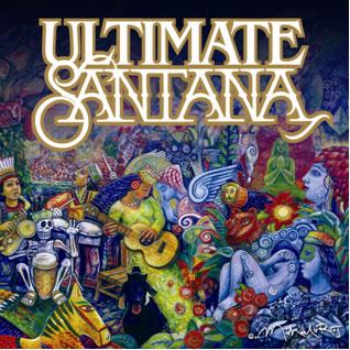 SANTANANuevo Disco 'Ultimate Santana',