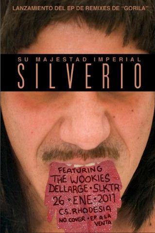 SILVERIO - GORILA EPFiesta y Lanzamiento 26 Enero,