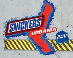 SNICKERS URBANIA 2011Se pospone!