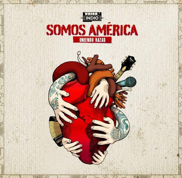 FESTIVAL SOMOS AMERICAUniendo Razas, Gira por México - 26 Sept,