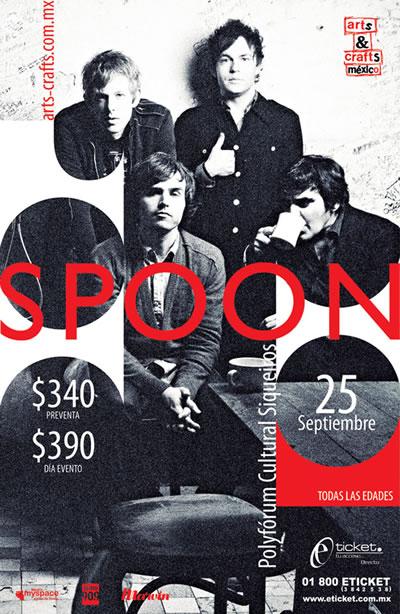 SPOONen México, 25 de Septiembre
