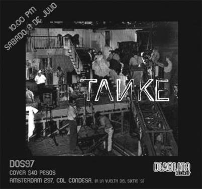 TankeBar Dos 97 'El Glamour del Rock',