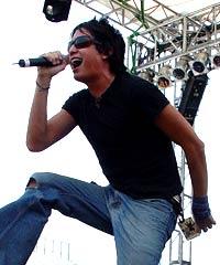 TELEVISIÓN KAMIKAZE30 de enero, Hard Rock Live,