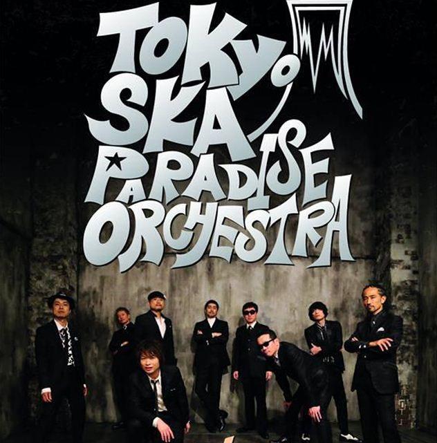 TOKYO SKA PARADISE ORCHESTRARegresa a México - 17 Octubre,