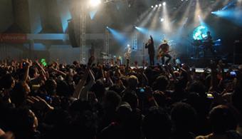 TOUSHE Ganador U>ROCK México 2011