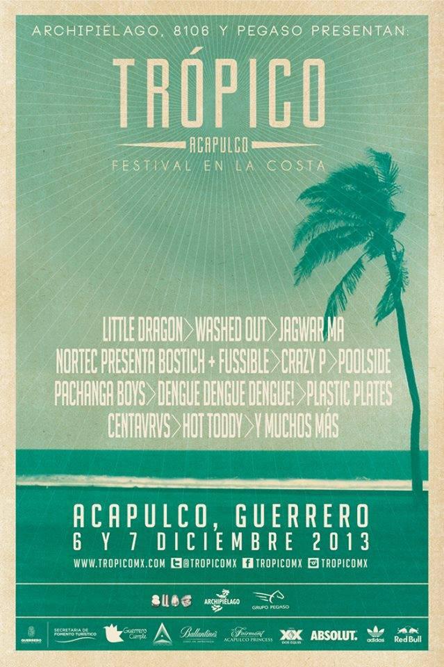 TRÓPICOFestival Acapulco