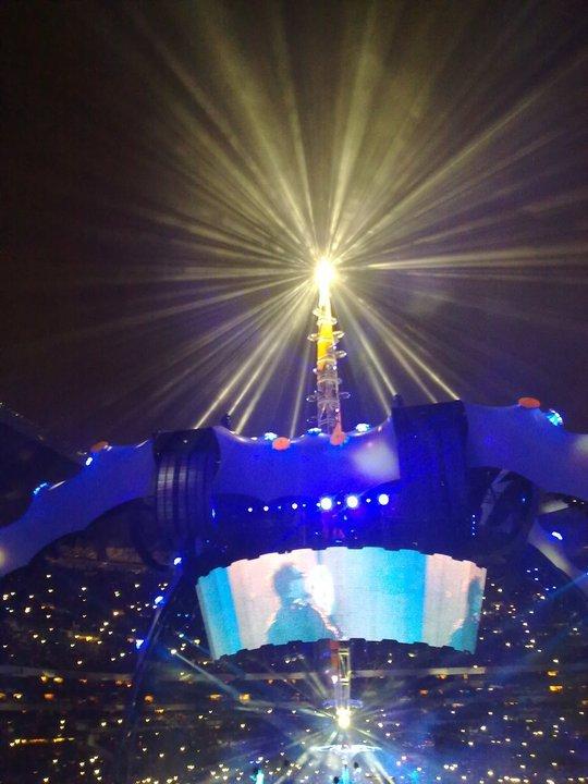 U2 Impresionan en 360°Reseñas de los conciertos en México,