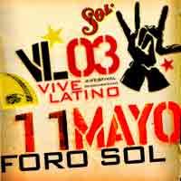 Vive latino 4checate el cartel