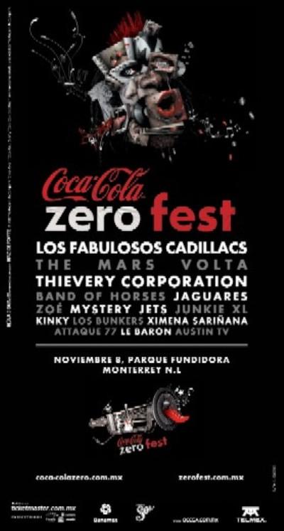 ZERO FEST En Monterrey,