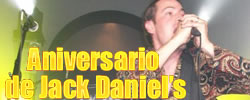 ANIVERSARIO JACK DANIELS