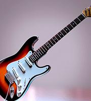 Puede ocurrir que el guitarrista necesite en un momento determinado una guitarra acústica y no tenga una a mano.