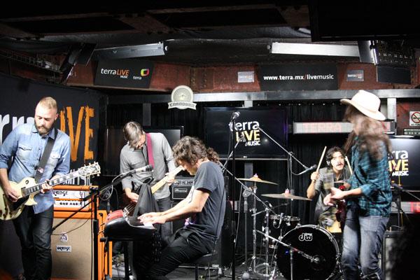 BENGALA EN TERRA LIVE MUSIC